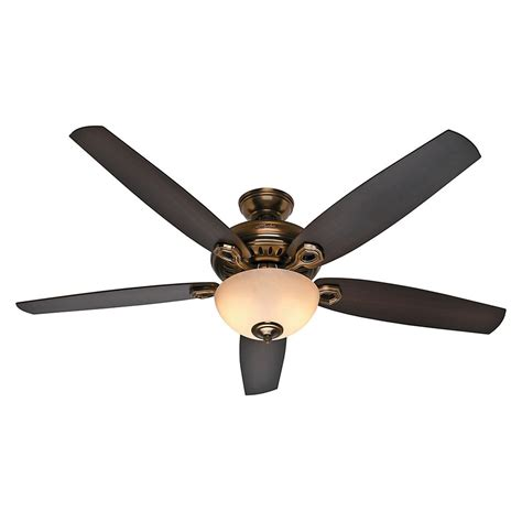 light with fan fan company valerian bronze patina ceiling fan with