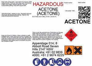ghs update safe work australia university of new With ghs labels must include