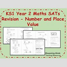 Ks1 Year 2 Maths Sats Revision  Number, Place Value And Sequences  Differentiated Levels By
