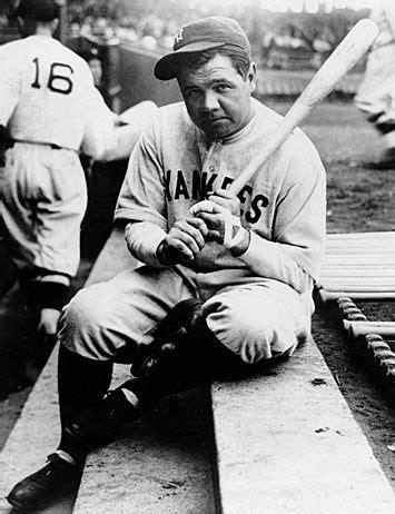New York Yankees Babe Ruth