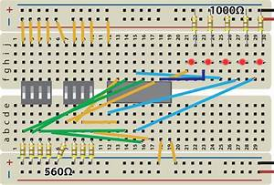 Arduino 7 Binary Calculator Circuit
