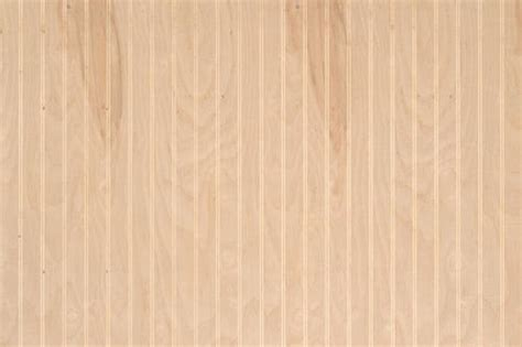 Wainscoting Panels Menards by American Pacific 32 Quot X 48 Quot Unfinished Birch 2 Quot Beaded