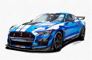 2020 Ford Mustang Shelby GT500 - SILENCEX - Draw to Drive