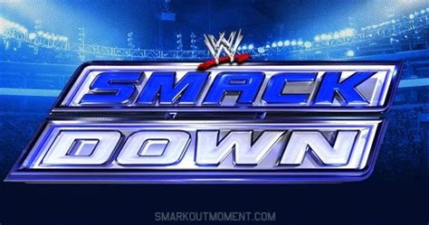 wwe super smackdown   results smark  moment