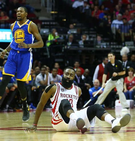 James Harden, Mike D'Antoni discuss Warriors without Kevin ...