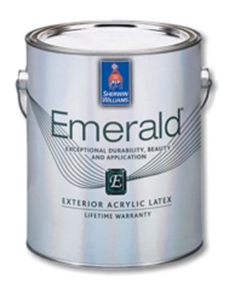 Emerald Template Latex by Row Home Exterior Paint