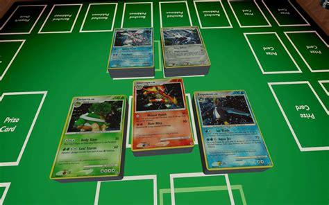 pokemon trading card game at tabletop simulator nexus