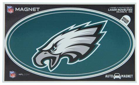 Philadelphia Eagles Car Magnet