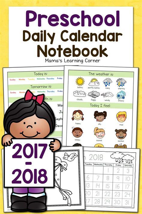 calendar notebooks homeschool start year