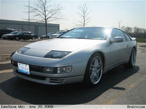 silver twin turbo nissan zx benlevycom
