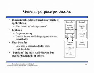 What Is A Difference Between General Purpose Processor And Single Purpose Processor