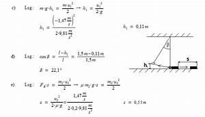 Schwerpunkt Berechnen Physik : patrick 39 s physikseite physikaufgaben mit l sungen ~ Themetempest.com Abrechnung