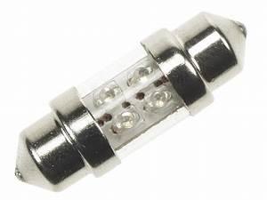Ampoule Led Voiture : e17 electronique ampoule led de voiture 12v 4 leds blanches 2pcs ledauto3 ~ Medecine-chirurgie-esthetiques.com Avis de Voitures