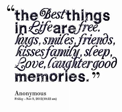 Friends Quotes Hugs Things Smiles Sayings Thing