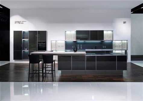 porsche design kitchen bringing the ritz home with poggenpohl the 1601