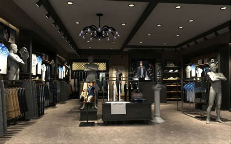 maen interieur china men casual shop design men shopfitting china