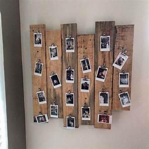 Ideen Fotos Aufhängen : 113 beautiful polaroid photos display ideas decoratie fotowand deko en fotos ~ Yasmunasinghe.com Haus und Dekorationen