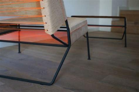 Fauteuil Design Inspiré Par Le Froid Et L'artisanat Sibériens