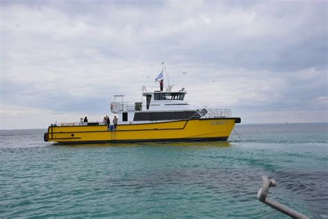 Crew Boats For Sale by Legend Boats 21 8m Global Design Crew Transfer Commercial