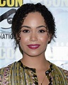 MADELEINE MANTOCK at Charmed Photocall at Comic-con in San ...