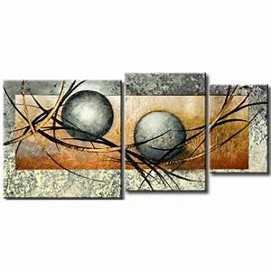 Bilder Abstrakt Modern : kunstdruck auf leinwand graue kugeln modern abstrakt wandbilder ~ Sanjose-hotels-ca.com Haus und Dekorationen