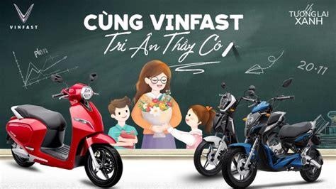 VinFast tặng quà tri ân thầy cô đón mừng ngày Nhà Giáo ...
