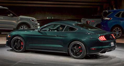 Special Edition Ford Mustang Bullitt Revealed