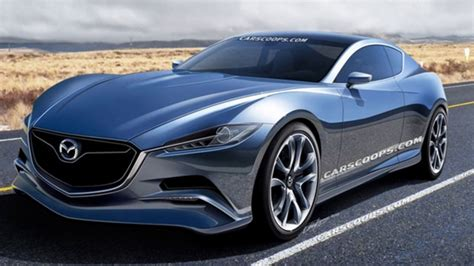 mazda  coupe upcoming car redesign info