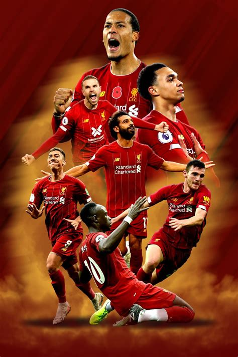 Liverpool Football Club 2020 Wallpapers - Wallpaper Cave