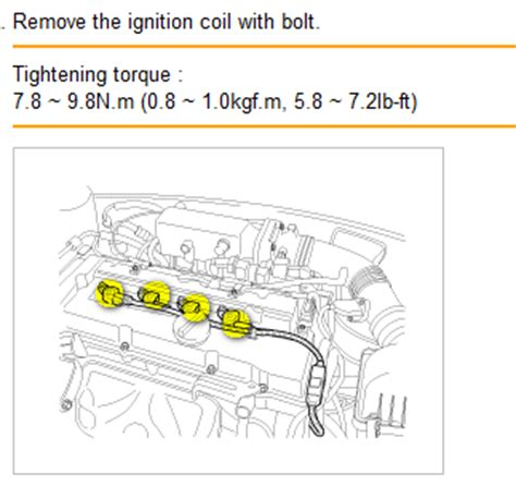 How Difficult Replace Ignition Coils Were Are They