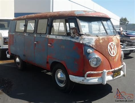 volkswagen minivan 1960 1960 vw hippie van bing images