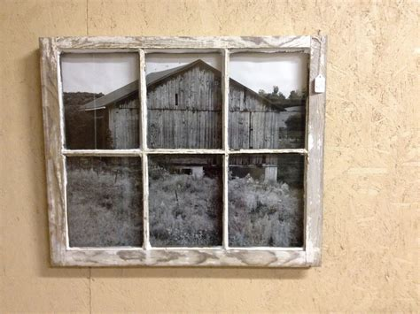 Window Barn Picture By Repurposed Creations