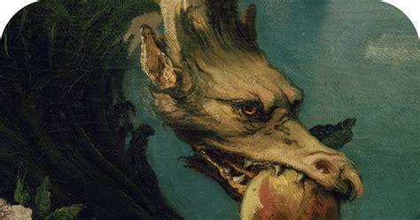 dragons    psychology  myth