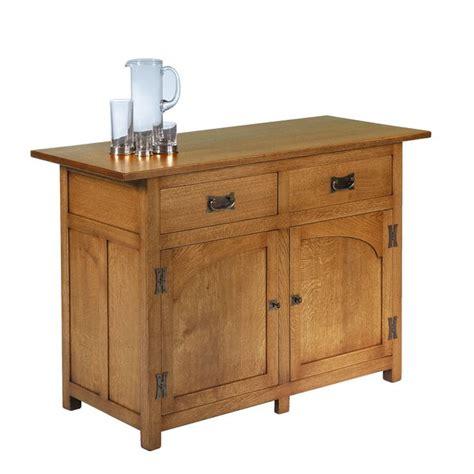 Rustic Oak Small Sideboard by Rustic Oak Small Sideboard Modern Oak Furniture Tudor