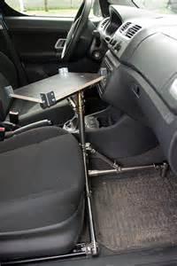 DIY Car Laptop Mount