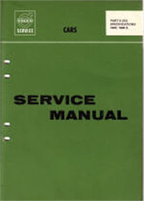 volvo amazon manuals handbooksvolvo classic cars