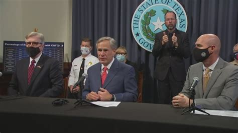 Gov. Abbott announces expansion of capacity for some Texas ...