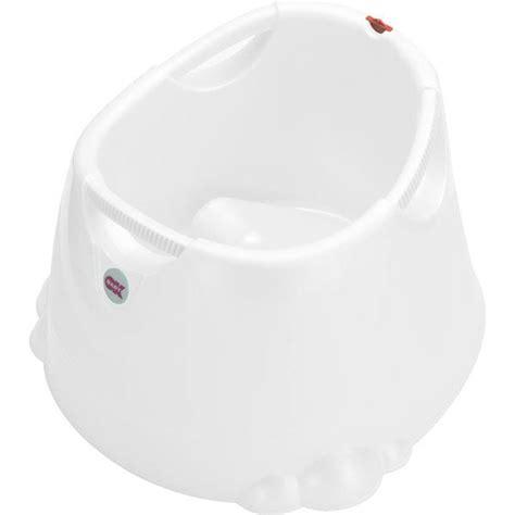 siege pour baignoire bebe siege de bain bebe pour babysun blanc achat