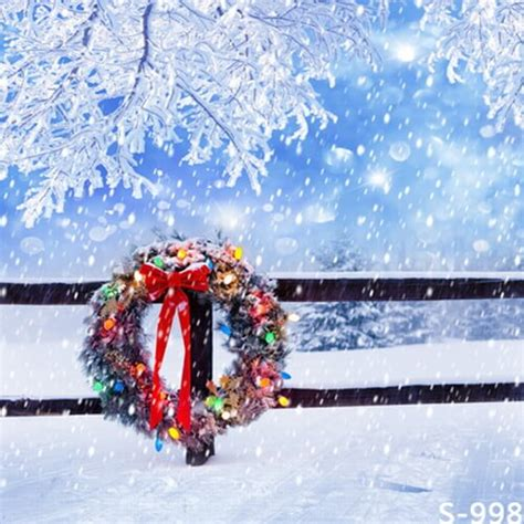 attractive christmas theme photography background
