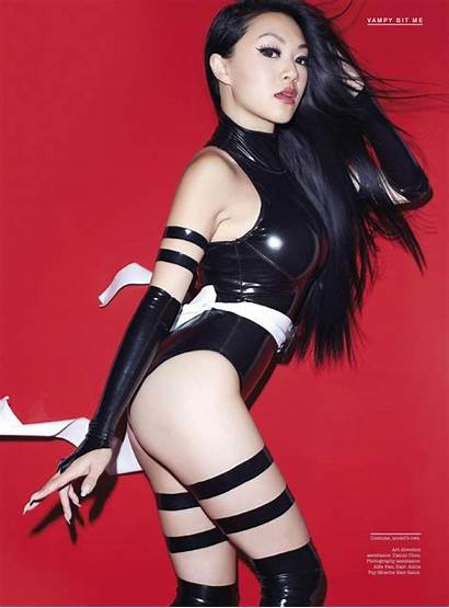 Vampy Fhm Bit Linda Cosplay Magazine Singapore
