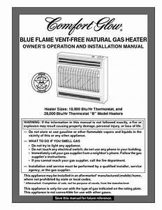 Blue Flame B Manuals