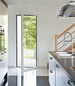 fenetre aluminium 2 vantaux sur mesure gamme staralu With fenetre aluminium sur mesure
