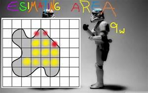 Estimating, Area, Using, Irregular, Shapes