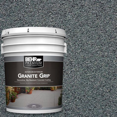 behr premium 5 gal gg 02 valley decorative