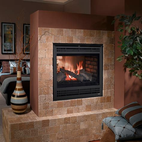 see through electric fireplace see through fireplaces heatilator mountain west sales 5108