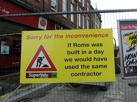 Construction Site Humour The Poke