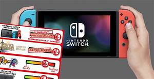 EB Games Is Suggesting That Some Nintendo Switch Games