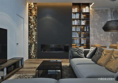 A Suburban Kiev Apartment Design With Luxury And Budget In Mind by A Suburban Kiev Apartment Design With Luxury In Mind