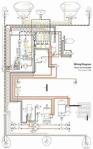 1961 Beetle Wiring Diagram