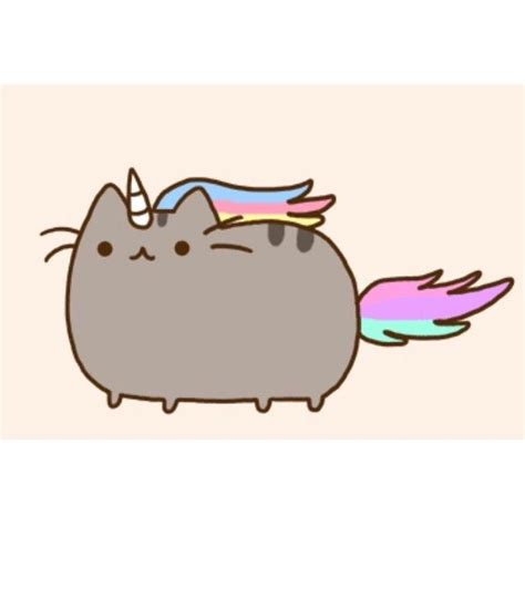 pusheen unicorn ideas  pinterest pusheen